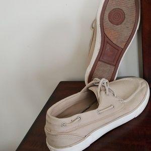 Polo Ralph Lauren shoes.